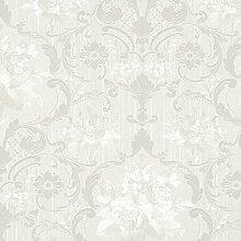 Tapete Pearl - Floral - für Schlafzimmer oder