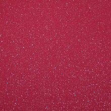 Tapete, Pink mit Glitzer, silberfarben, BOA-017-07-8