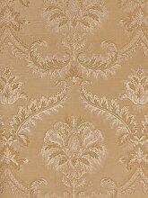 Tapete Rasch Textil Barock beige Tradizionale 8023