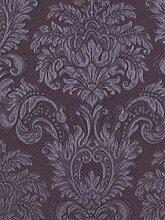 Tapete Rasch Textil Barock lila Tradizionale 8034
