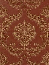 Tapete Rasch Textil Barock rot Tradizionale 8028