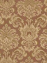 Tapete Rasch Textil Barock rotbraun beige Tradizionale 8037