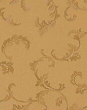 Tapete Rasch Textil Ranken gold Tradizionale 8013