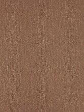Tapete Rasch Textil Uni Struktur rotbraun Tradizionale 8087
