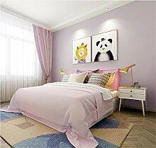 Tapete rosa Mädchen Herz Tapete Schlafzimmer