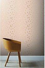 Tapete Rosner 10,05 m x 53 cm Ebern Designs Farbe: