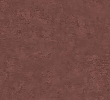 Tapete Rot Bordeaux mit Textur Effekt Dekofarbe