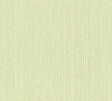 Tapete SCHÖNER WOHNEN Uni Flechtstruktur Vinyltapete grün 32778-2