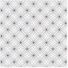 Tapete selbstklebend - Florales Muster mit