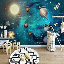 Tapete Sonnensystem Planetenuniversum Moderne