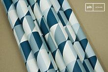Tapete Square Skive skandinavisches Design