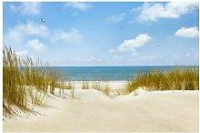 Tapete Strand an der Nordsee 2.55m L x 384cm B