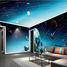 Tapete, Tapete - 3D Wandbilder, Universum,