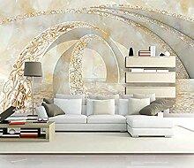 Tapete Tapete Marmor Raum 3D Wandbilder Für