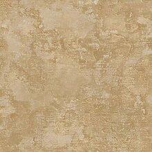 Tapete Taupe sandgestrahlt Farbverlauf leicht A