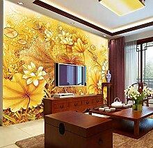 Tapete TV Tapete 3D Dekoration großes Wandbild