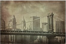 Tapete Vintage New York City 1.9m L x 288cm B
