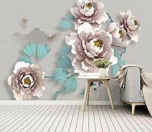 Tapete Vlies Blumen Fototapete Fotowand Super