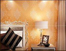 TapeteVlies Moderne Minimalistische Goldene