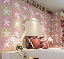 Tapete Vlies Sterne englischen Stil Kinderzimmer