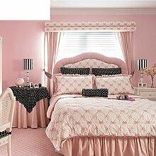 Tapete/Vliestapete/Blauen einfachen Streifen-Tapete/Wohnzimmer Schlafzimmer Tapeten/TV Kulisse Tapete-B