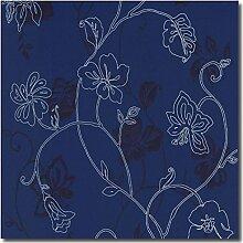 Tapete Vliestapete Jolly Blumen Floral Ranken