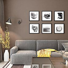 Tapete Vliestapete modernen minimalistischen reine