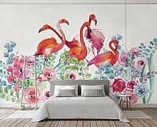Tapete Wohnkultur Wandbilder Aquarell handgemalt