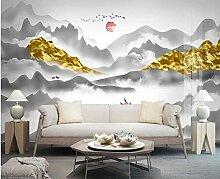 Tapeten 3D Diy Fototapete Landschaft, Wolken, Zen,
