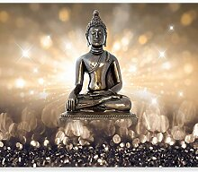 Tapeten Bild Modern Buddha A, 250Cmx175Cm