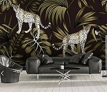 Tapeten Europäische Gepard Tier Tapete Wandbild