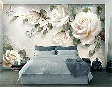 Tapeten Moderne Fototapete-Wandgemälde-Weiße