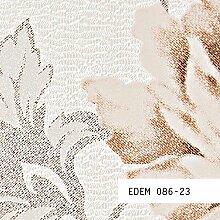 Tapeten MUSTER EDEM 086-Serie | Blumen Tapete Landhaustapete, 086-XX:S-086-23