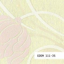 Tapeten MUSTER EDEM 111-Serie | Stilvolle Blumen Floral Tapete , 111-XX:S-111-35