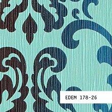 Tapeten MUSTER EDEM 178-Serie | Tapete Modern Art Barock Ornamente , 178-XX:S-178-26