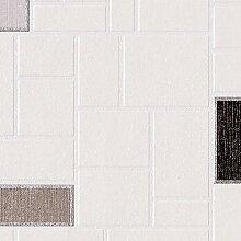 Tapeten MUSTER EDEM 584-Serie | Küche Bad Flur Hobbyraum Tapete Fliesen Kacheln Optik, 584-XX:S-584-20