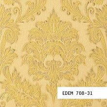 Tapeten MUSTER EDEM 708-Serie | Hochwertige Präge Barock Tapete, 708-XX:S-708-31