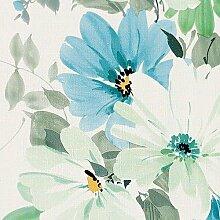 Tapeten MUSTER EDEM 907-Serie | Vliestapete XXL Floral Designer Blumen-Tapete, 907-XX:S-907-04