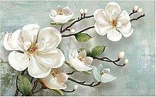 Tapeten Vlies Fototapete Wandtapete Magnolia