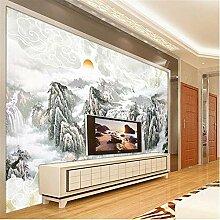 Tapeten Wandbild Aufkleber Mural 3D Tv Backpack