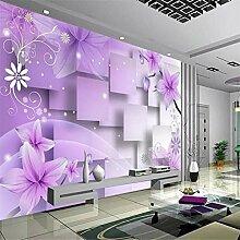 Tapeten Wandbild Hintergrundbild Fototapetelila