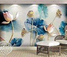 Tapeten Wandbild Vliesstoffchinesische Moderne