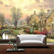 Tapeten Wandbild WandaufkleberEuropäischen Stil