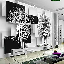 Tapeten Wandbild Wandaufkleberanpassung 3D Tapete