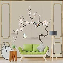 Tapeten Wandbild Wandaufkleberchinesische Art
