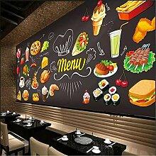 Tapeten Wandbild Wandaufkleberhd Handzeichnung