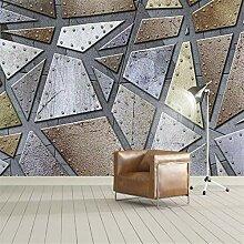 Tapeten Wandbild Wandaufklebermetallische