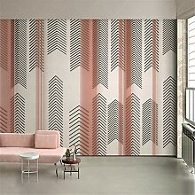 Tapeten Wandbild Wandaufklebermoderne Geometrie