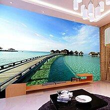 Tapeten Wandtapete moderne Wand Schlafzimmer