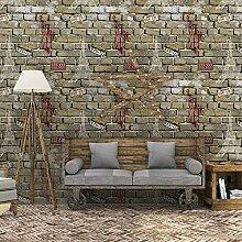 Tapeten Wohnzimmer,3D Dreidimensionale Imitation